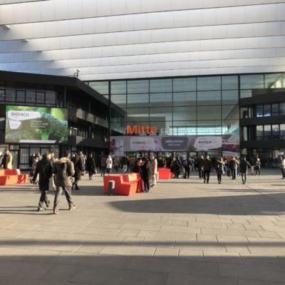 Messehalle Nürnberg