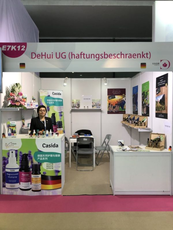 Messestand DeHui GmbH